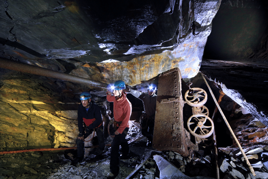 The Ultimate List of Things to do in Conwy, North Wales - Go Below Underground Adventures, Conwy Falls Forest Park, Pentrefoelas Road, Betws-y-Coed LL24 0PN