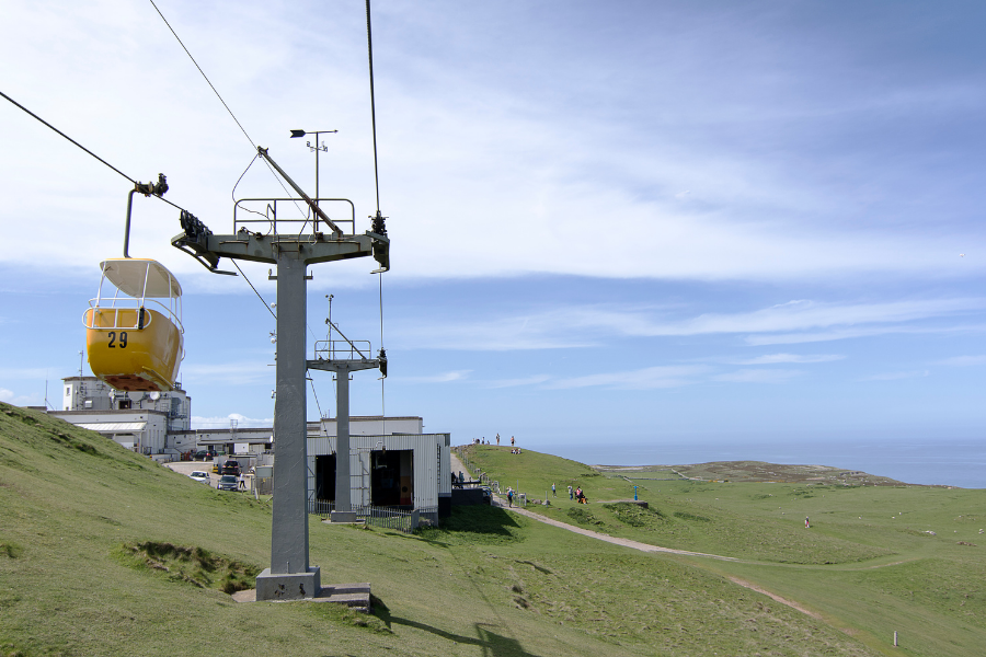The Ultimate List of Things to do in Conwy, North Wales - Llandudno Cable Car, Llandudno, Conwy LL30 2ND