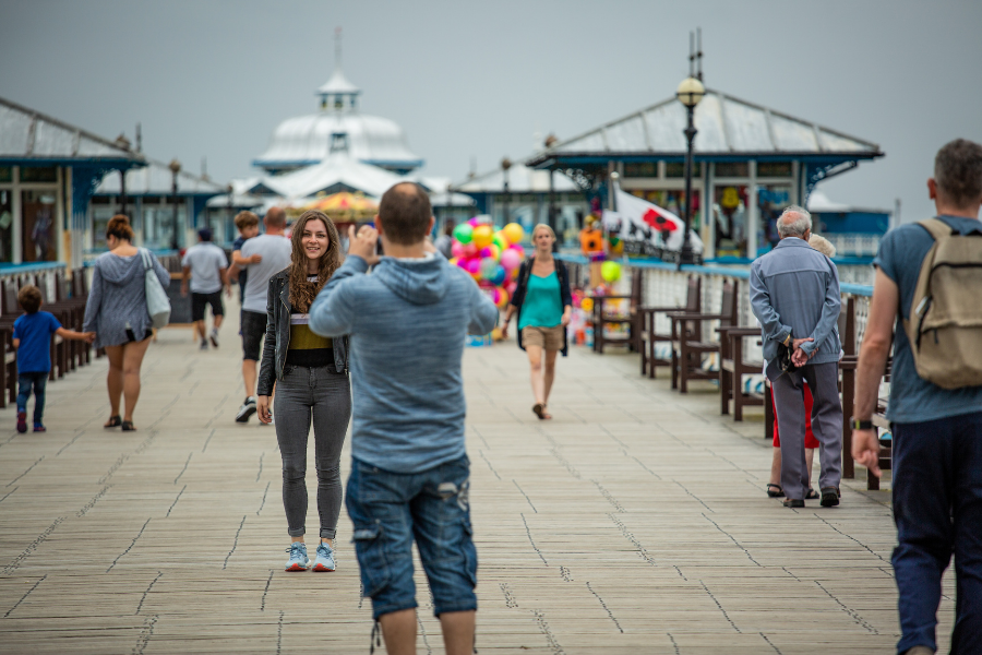 The Ultimate List of Things to do in Conwy, North Wales - LLandudno Pier, North Parade, LLandudno LL30 2LP