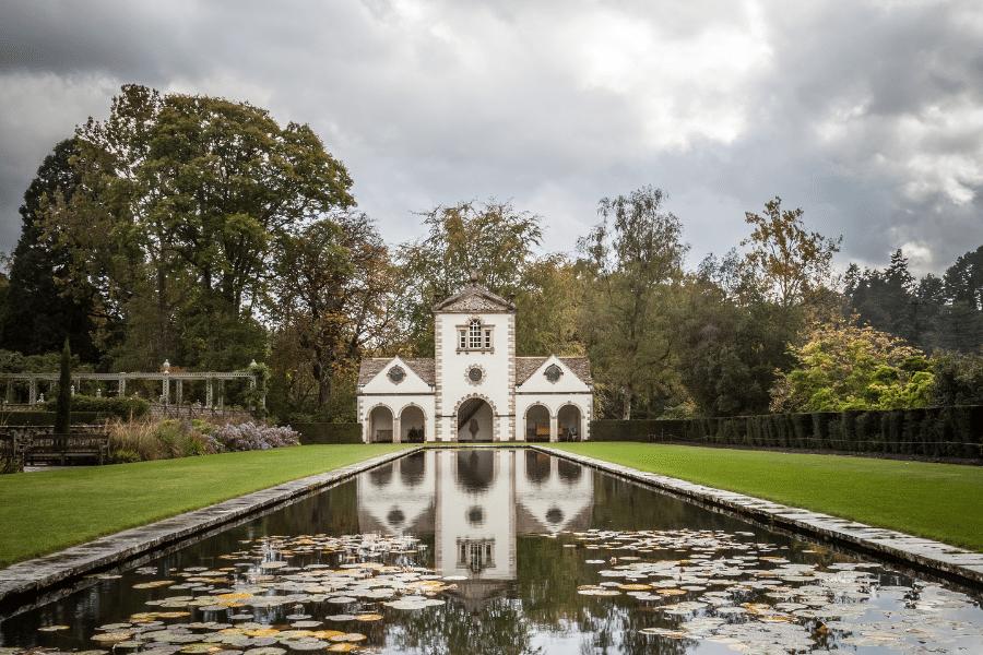 Bodnant Gardens, Tal Y Cafn