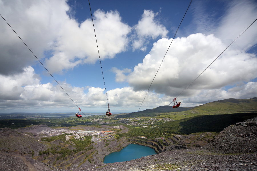 The Ultimate List of Things to do in Conwy, North Wales - Zip World Fforest, A470, Betws Y Coed, Conwy LL24 0HX